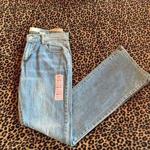 """Levi's Light Wash Denim Bootcut 515"""" Jeans 🌸"""